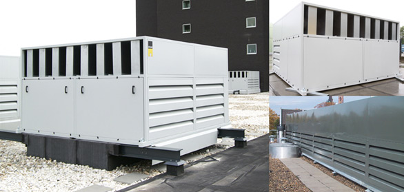 Case study: heating, ventilation & air conditioning